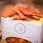 MyRaw sýrové krekry Cheezy Crisps 40 g