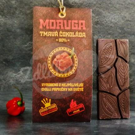 Moruga tmavá čokoláda 80%