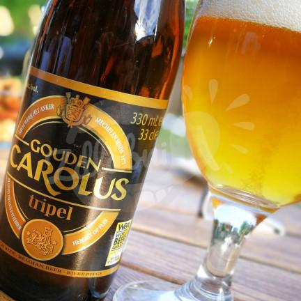 Gouden Carolus Tripel BEL