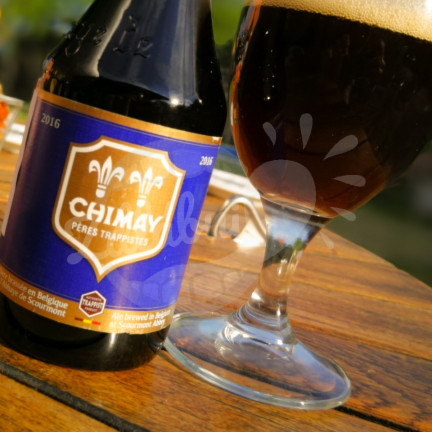 Chimay Blue BEL