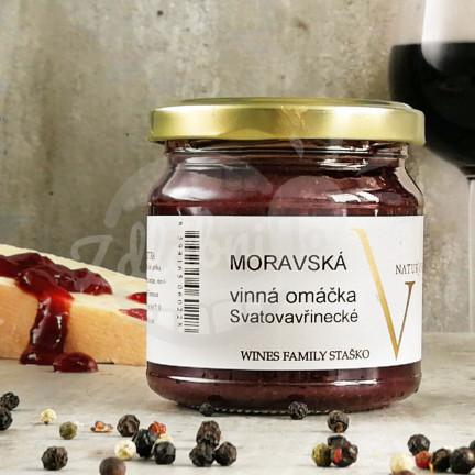 Moravská vinná omáčka