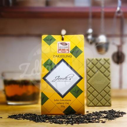 Čokoláda Tea Darjeeling