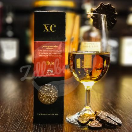 Noblesní čokoláda k rumům Venezuela 70%