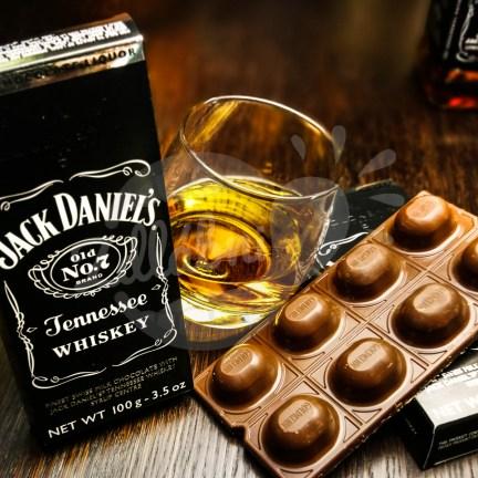 Luxusní čokoláda Goldkenn s náplní Jack Daniel´s