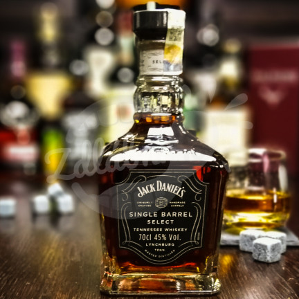 Jack Daniel´s Single Barrel 45%