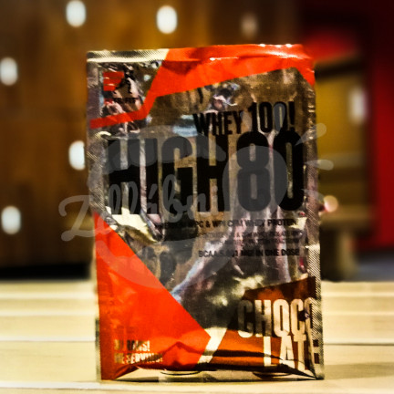 High Whey 80 chocolate, Extrifit