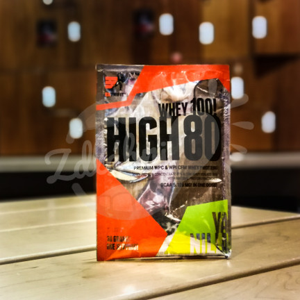 High Whey 80 vanilla, Extrifit