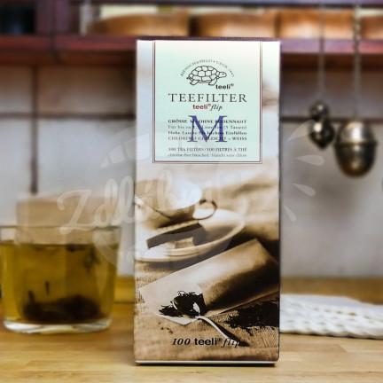 Papírové filtry pro přípravu čaje M