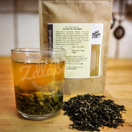 Zelený čaj Yin Xiang