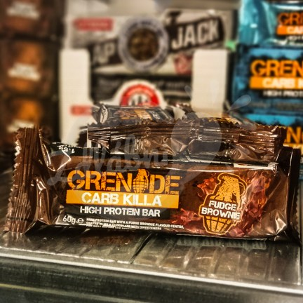 Grenade Carb Killa - Fudge Brownie