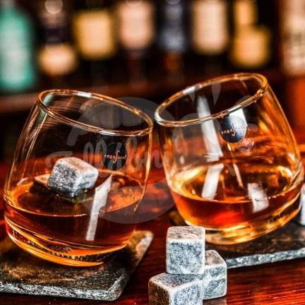 Sada houpacích sklenic na whisky Sagaform