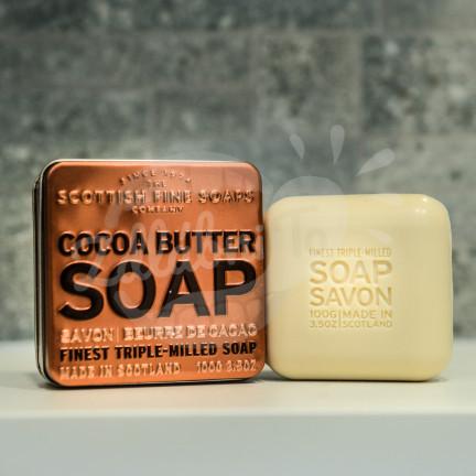 Mýdlo v plechu - Kakaové máslo