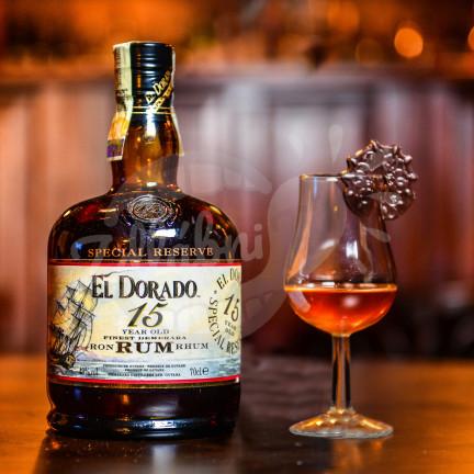 El Dorado 15 YO 43%