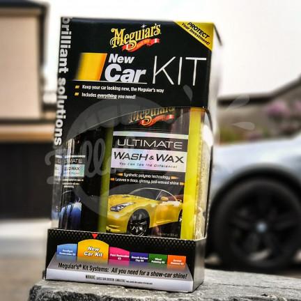 Meguiar´s New Car Kit - kompletní sada pro údržbu vozu