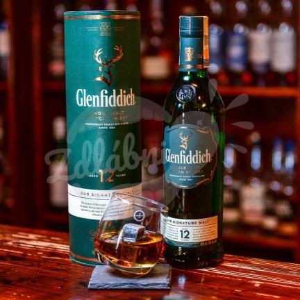 Glenfiddich 12 YO 40%