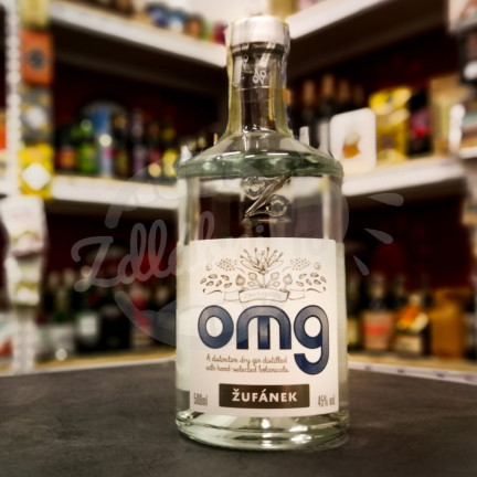 OMG - gin Žufánek 45%