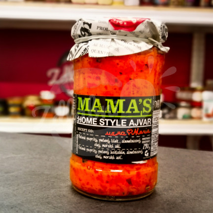 Ajvar Home Made Mild Mamas 290 g