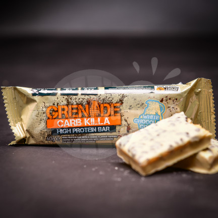 Grenade Carb Killa - White Chocolate Cookie 60g