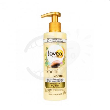 Lovea - šampón na suché vlasy s bambuckým máslem 250ml