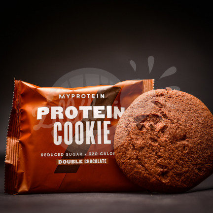 MyProtein Cookie - Double Chocolate 38g