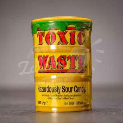 Toxic Waste kyselé bonbony 42g – různé druhy