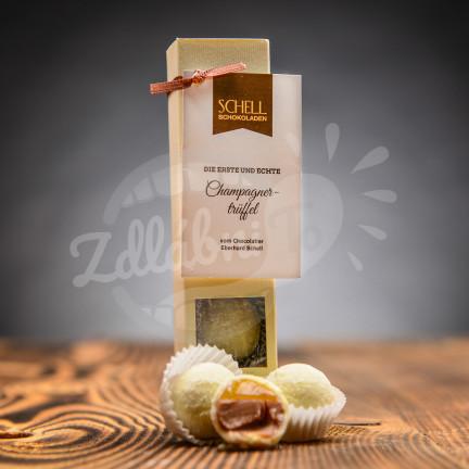 Schell Champagne trüffel 45g