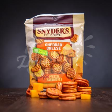Snyder's Cheddar Sandwich