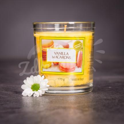 Vonná svíčka ve skle 170 g – Vanilla