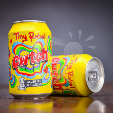 Tiny Rebel CWTCH UK