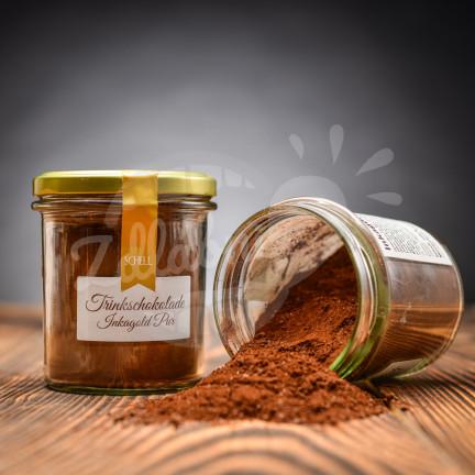Schell Trinkschokolade 200g - Inkagold Pur