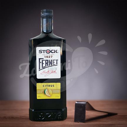 Fernet Stock Citrus 1 l 27%
