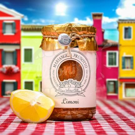 Marmellata di Limoni - citronová marmeláda 345g