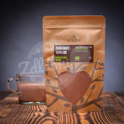 Vitalvibe Čokoládový nápoj BIO 250g