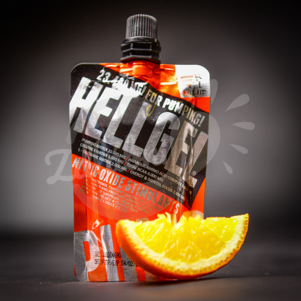 Hellgel 80g - orange, Extrifit