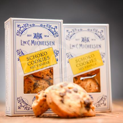 Michelsen Schoko Cookies mit Vanille 50g