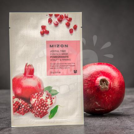 Pleťová maska s granátovým jablkem pro vitalitu a zpevnění 23 g