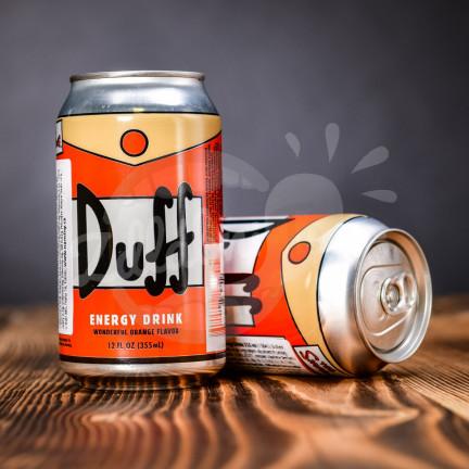 Duff Energy Drink 355ml