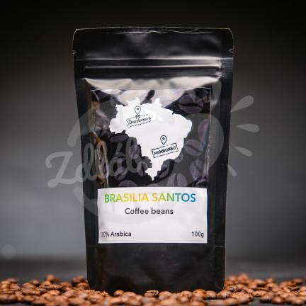 Brasilia Santos 100g - 100% Arabica