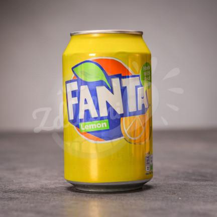 Fanta citron 330 ml