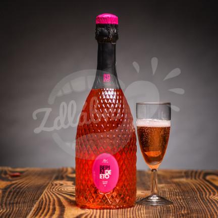 Flavé Rosato, Spumante Brut Millesimato 0,75l