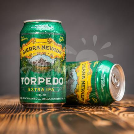 Sierra Nevada Torpedo USA plechovka
