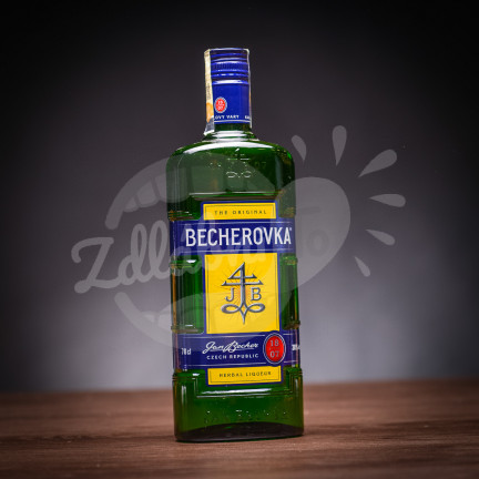 Becherovka Original 38%  0,7l