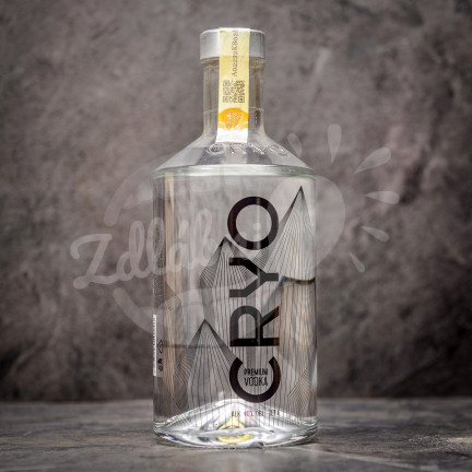 CRYO Vodka 0,7l 40%