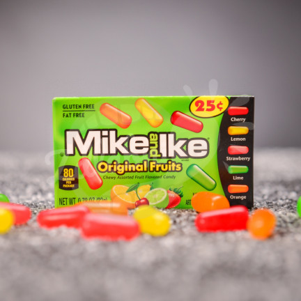 Mike and Ike Original 22g