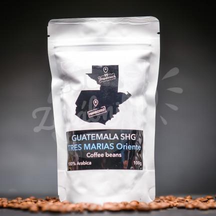 Guatemala SHG Tres Marias Oriente 100g - 100% Arabica