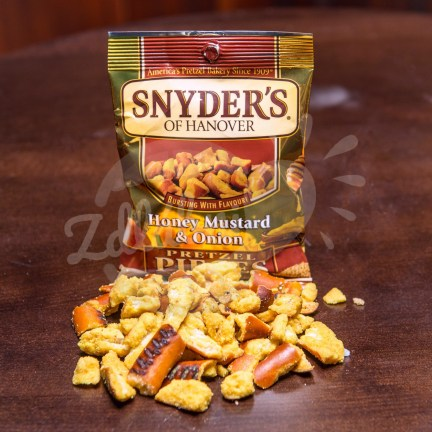 Snyder´s Honey Mustard & Onion 56g