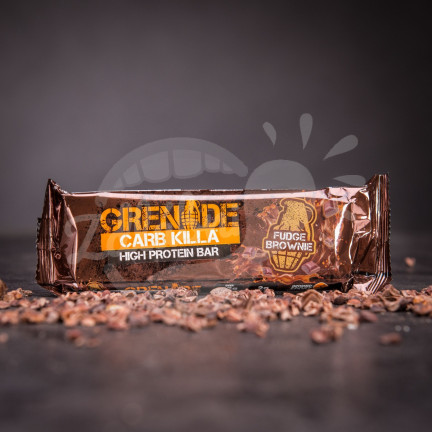 Grenade Carb Killa – Fudge Brownie 60 g