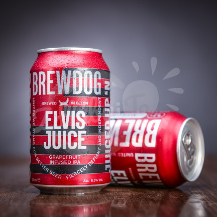 BrewDog Elvis Juice UK plechovka